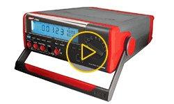 Видеообзор цифрового мультиметра UNI-T UT804