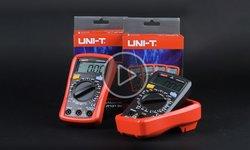 Видеообзор цифровых мультиметров UNI-T серии UT131