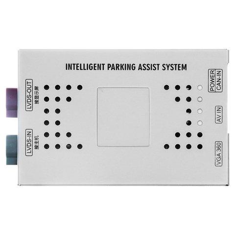 Адаптер подключения камеры заднего и переднего вида для BMW с системой NBT