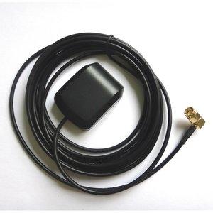 Універсальна GPS антена з кутовим SMA конектором