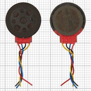 Speaker + Buzzer for LG 2100, 450, MG220, MG610, U8110, U8130, U8150, U8180, U8210, U8330, U8360, U8380, VX6100 Cell Phones