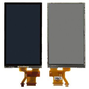 LCD for Sony DSC-T200, DSC-T300 Digital Cameras, (with touchscreen, with frame)