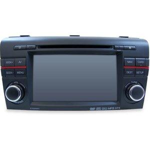 FlyAudio E7026Navi Navigation and Entertainment System for Mazda 3 Series