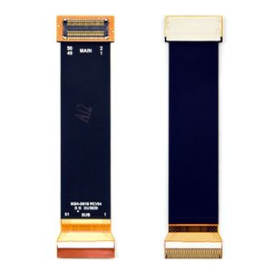 Flat Cable for Samsung G610 Cell Phone, (for mainboard, with components)