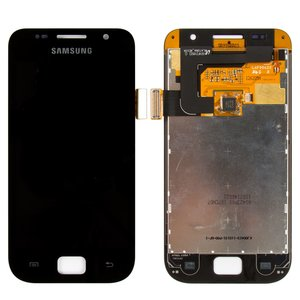 LCD for Samsung I9003 Galaxy SL Cell Phone, (black, with touchscreen, original (change glass) )