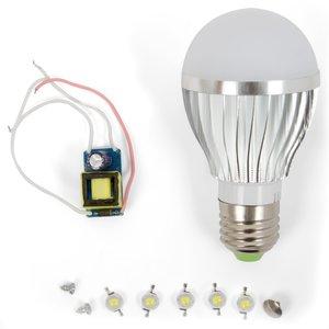 LED Light Bulb DIY Kit SQ-Q02 5 W (natural white, E27)