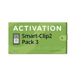 Activación Pack 3 para Smart-Clip2