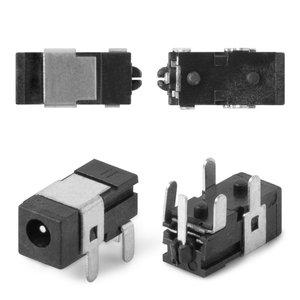 Conector de carga para tablet PC, d 2,5 mm, tipo 7
