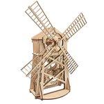 "Rompecabezas mecánico 3D Wood Trick ""Molino de viento"""