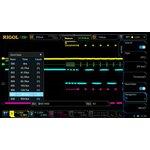 Opción de software RIGOL DS7000-FLEX para disparo y decodificación por el protocolo FlexRay