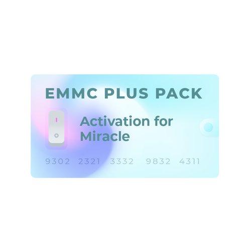 Miracle eMMC Plus Pack