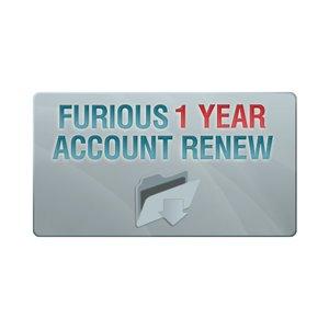 Продление доступа в зону поддержки Furious Gold на 1 год