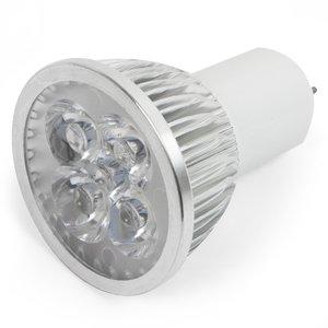Комплект для сборки светодиодной лампы SQ-S5 4 Вт (холодный белый, GU5.3)