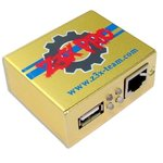 Z3X Box Pro Samsung активированный, золотой выпуск без кабелей