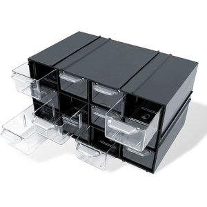 Касетниця для компонентів KON-PX12 пластикова