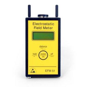 Прилад для вимірювання електростатичного поля Warmbier 7100.EFM51