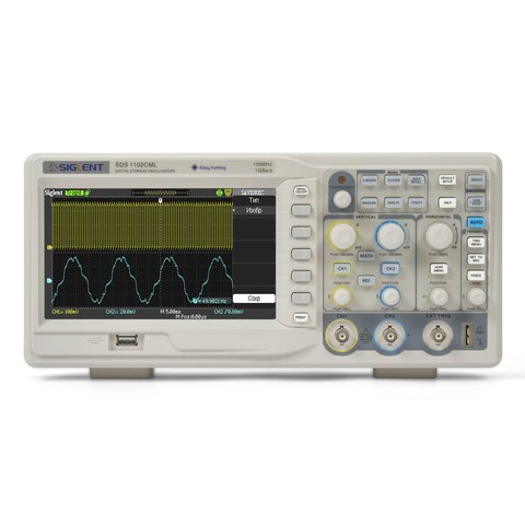 Цифровий осцилограф SIGLENT SDS1072CML