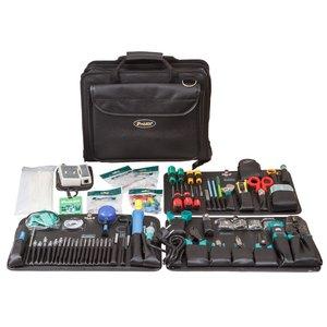 Набір інструментів Pro'sKit 1PK-19382B для монтажу телекомунікаційних мереж
