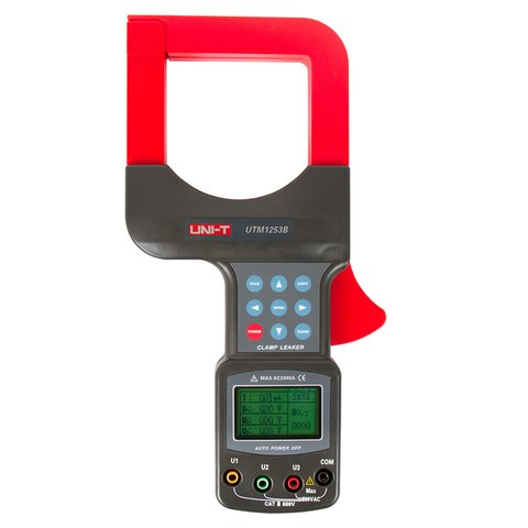 Клещи для измерения токов утечки UNI-T UTM 1253B (UT253B)
