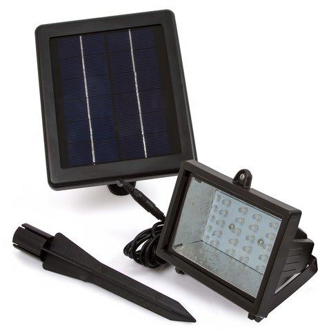 Вуличний LED прожектор SL-30С (з сонячною панеллю, 400 лм, 3,7 В, 4000 мАг)