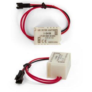 Драйвер светодиодной лампы 1-3 Вт (с гальванической развязкой, 85-265 В)