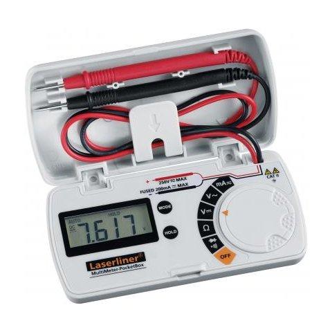 Цифровий мультиметр Laserliner MultiMeter PocketBox