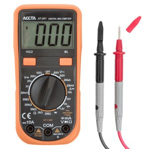 Digital Multimeter Accta AT-201